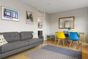 Central Belfast Apartments: Salisbury