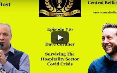 Property Success University Podcast. Surviving Covid.